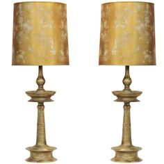 1stdibs - Spectacular Pair of James Mont Lamps explore items from 1,700 global dealers at 1stdibs.com