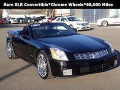 Used 2004 Cadillac XLR Hard Top Convertible RWD in Randolph, OH