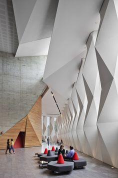 Centre Culturel / Roberto Cantoral / Broissin Architects