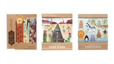 page flags by Girl of All Work