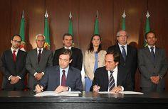 Pedro Passos Coelho e Paulo Portas assinam Acordo Político | Flickr – Compartilhamento de fotos!