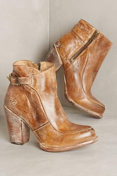 Bed Stu Glaye Booties - anthropologie.com
