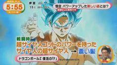 Blue Super Saiyan God Super Saiyan Goku Dragon Ball Z Resurrection F (20...