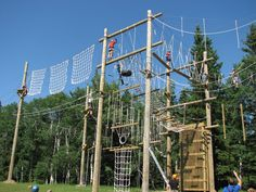 Red Lodge Ropes Course