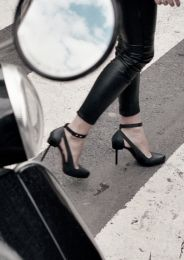 Leather Pumps - $ Other Stories $142