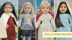 Dolls from Heaven - Dolls from heaven home What Motivates Me, Catholic Kids, Gods Love, My Girl, Crafts For Kids, Heaven, Faith, Dolls, Toddlers