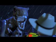 LEGO Jurassic World Official Gameplay Trailer