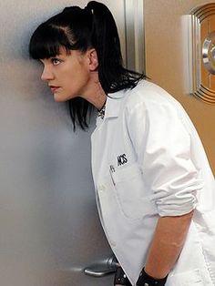 Das Forensik-As des NCIS-Teams: Agent Abby Sciuto (Pauley Perrette)