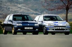 Renault Clio Williams. One of the greatest front-drivers ever produced