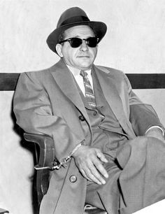 Sam Giancana,Gangster & Chicago CrimeBoss