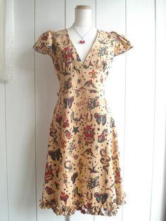 Sailor Jerry Inspired Dress