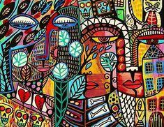 Rebirth Painting - Rebirth Tree Of Life by Sandra Silberzweig