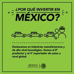 ¿Porqué Invertir en México?