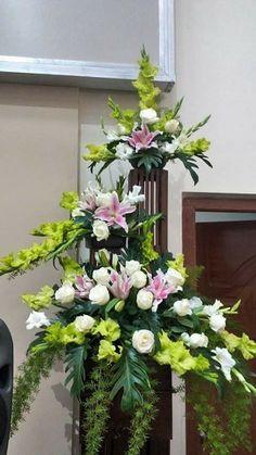 Church flower