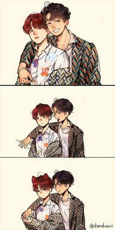 Read 2 from the story Fanarts: YoonSeok/Sope/Hopega🌸 by HobiLena with reads. Jikook, Bts Chibi, Namjin, Bts Bangtan Boy, Bts Jungkook, Fanart Bts, Les Bts, Kpop Memes, Bts Drawings