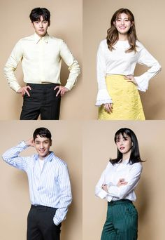 The end of one story is the beginning of another Ji Chang Wook, Suspicious Partner Kdrama, Good Morning Call, K Drama, Cinderella And Four Knights, W Two Worlds, Weightlifting Fairy Kim Bok Joo, Kdrama Actors, Thai Drama