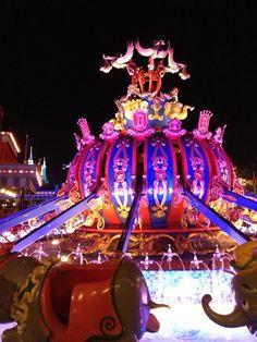 Dumbo - Storybook Circus - Magic Kingdom - Walt Disney World