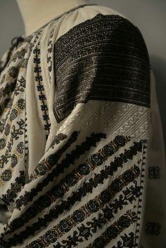 Eastern Europe, Ethnic Fashion, Romania, Folk, Men Sweater, Costumes, Embroidery, Bride, Sweaters