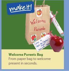 Preschool - open house ideas