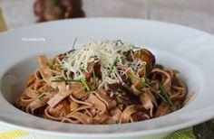Találkozás a vén gombacsinálóval - tisztatészta Ethnic Recipes, Food, Eten, Meals, Diet