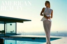 Ethereal Architectural Editorials - The Fashion Quarterly NZ Summer Editorial Screams Serenity (GALLERY)