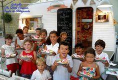 Cupcakes Curses at Gabriella The Little Caravan- Sotogrande Cádiz Spain