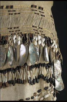 Culture/People:Hupa Object name:Woman's skirt Date created:circa 1880 Place:California; USA (inferred)