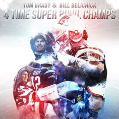 TB12 & Belichick! New England's Finest! #Legends #Dynasty #Champions