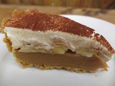 Spiced Banoffee Pie