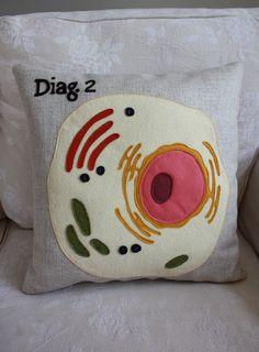 cell pillow #pillow #biology #science