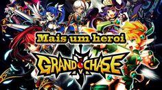 Grand Chase M #2 - Mais um heroi