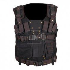 Furious 7 The Rock Black Vest