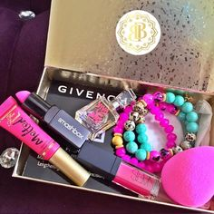 Beauty and Bling Subscription Box