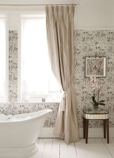 Image Result For Laura Ashley Bathroom Wallpaper Home