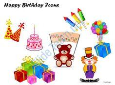 happy birthday powerpoint slide