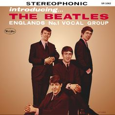 """""""Introducing The Beatles"""" (1964, Vee Jay).  Though all the material is available on CD, the artwork is not."""