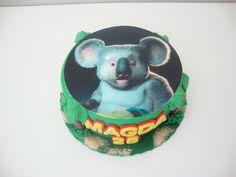 Torty Kraków Cukiernia Gateau Tort z nadrukiem Koala #torty #tortykraków #kraków #cukiernia #gateau #cukierniagateau #urodziny #tortyurodzinowe #tortydladzieci