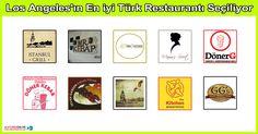 Los Angeles'ın En iyi Türk Restaurantı Seçiliyor