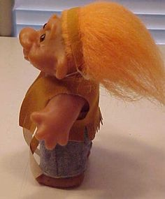 Image detail for -Troll Doll - Hippie - DAM 1986