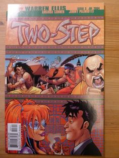 Comic Two Step 3 2004 Wildstorm VF NM Warren Ellis | eBay