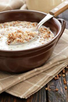 Slow Cooker Breakfast Porridge on http://www.theculinarylife.com
