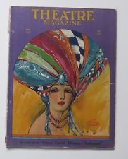 Theatre Magazine May 1923 w/Theatre & Silent Film Stars Plus Many Great Ads