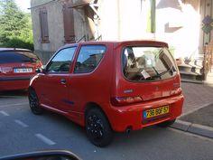 Fiat Seicento #fiat