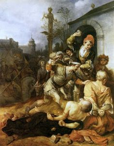 Barent Fabritius, 1672, Netherlands