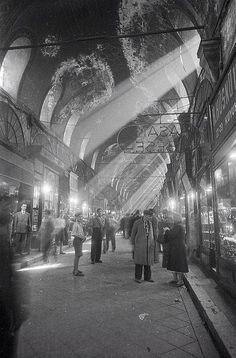 #Kapalıçarşı (Othmar Pferschy - 1955) #istanbul #istanlook