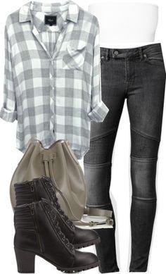 Malia fall outfit