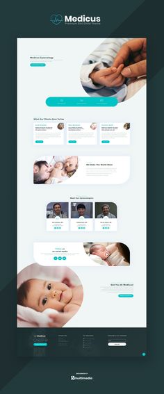 Medicus Divi Theme - Medicus is a versatile medical theme that is suitable for hospitals private doctors dental practice therapeutics surgeons ophthalmologists urinologists gynecologists psychiatrists and any other medical related practices. Website Design Inspiration, Web Design, Hospital Website, Dentist Website, Healthcare Website, Medical Sites, Medical Design, Blog Layout, Photoshop