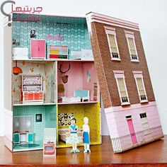 Doll house DIY_KIDS
