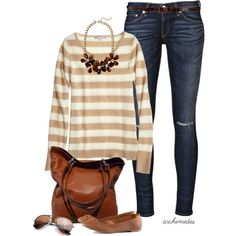 """Warm Tones"" by archimedes16 on Polyvore"