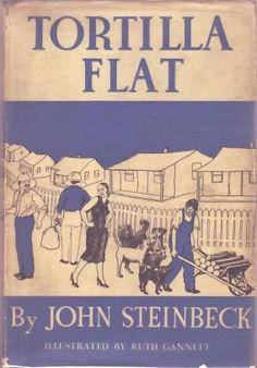 ook Cannery Row van hem: 2 comic novels